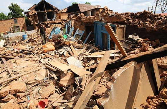تضاءل الآمال بإنتشال ناجين من زلزال نيبال