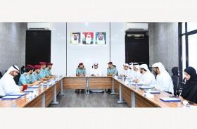عقد الاجتماع الثالث لبرنامج وزارة الداخلية للسعادة وجودة الحياة