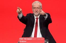 العمال البريطاني ينتقد كوربين لاتهامات بمعاداة السامية