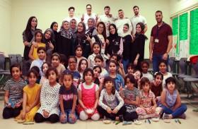 نهيان بن مبارك يطلق «يوم التسامح» في المخيمات الصيفية برأس الخيمة والعين والفجيرة والشارقة