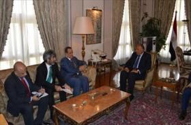 مصر تؤكد مساندتها جهود التوصل إلى تسوية شاملة للأزمة اليمنية