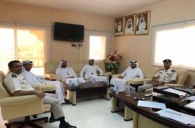 شرطة أبوظبي تعزز التوعية الوقائية لأصحاب المزارع في العين