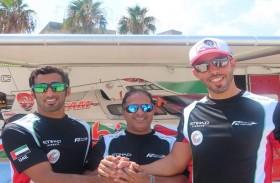 سلطان بن خليفة يرحب بضيوف الإمارات المشاركين في الجولة الختامية من مونديال الفورمولا 2 بأبوظبي