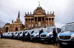 محاكمة لاجئ فلسطيني  في اعتداء بألمانيا