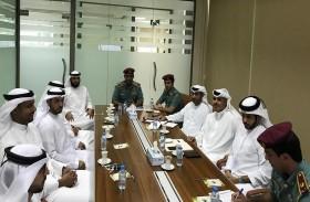 لجنة مكافحة جرائم الإتجار بالبشر التابعة لـ «الداخلية» تناقش خطتها للعام الحالي