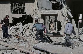 مذبحة الغوطة الشرقية... العالم يتجاهل سريبرنيتتشا أخرى