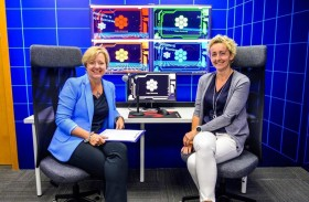 افتتاح أول مختبر لتدريب القيادات والإداريين بتقنية الواقع الافتراضي في المنطقة