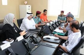 دبا والعروبة يستضيفان بطولة شرطة الفجيرة الرمضانية للشباب والناشئين