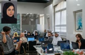 نادي الشارقة للصحافة يدرب الصحفيين على  صناعة المحتوى من خلال التواصل الاجتماعي