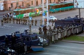 المعارضة في بيلاروسيا تدعو لعقوبات أوروبية على مينسك