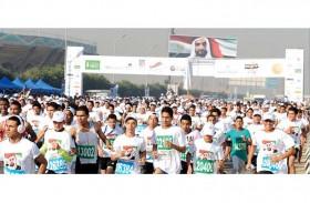 بلدية دبي تشارك في ماراثون زايد الخيري الـ» 14» في نيويورك