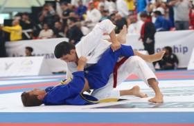 ناشئو الإمارات يحصدون 568 ميدالية ملونة في دولية العين للجوجيتسو