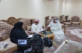 الأرشيف الوطني يواصل مقابلات التاريخ الشفاهي في مشروع «دراسة حالة الرعي في إمارة أبو ظبي»