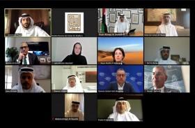 مجلس الإمارات للاقتصاد الدائري يعقد اجتماعه الأول