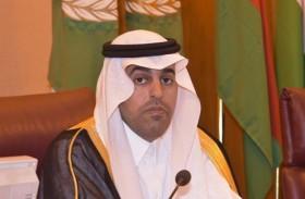 رئيس البرلمان العربي يدعو إلى التضامن العربي للتصدي للمخططات العدوانية
