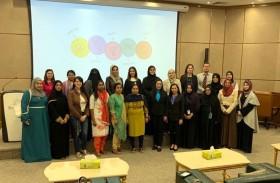 جامعة الشارقة تعقد جلسات نقاشية للمشاركين ضمن جائزة الشارقة للمبدعين