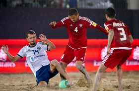 أبيض الشواطئ يدشن مشواره في كأس القارات بلقاء إسبانيا «2 نوفمبر»