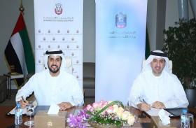 تعاون بين «الاقتصاد» و«اقتصادية أبوظبي» بشأن الحماية التجارية وحماية المستهلك