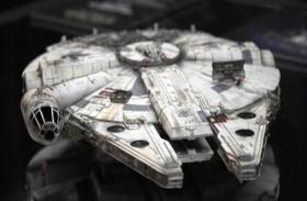أضخم سفينة فضاء من الليغو
