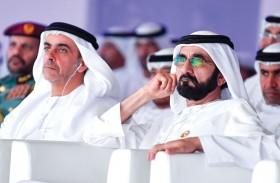 محمد بن راشد : العالم أمام مرحلة جديدة ترسم ملامحها التطورات والتحولات السياسية والاقتصادية والتقنية الكبرى
