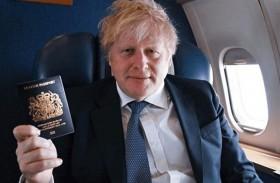 جوازات السفر البريطانية تعود للونها الأزرق
