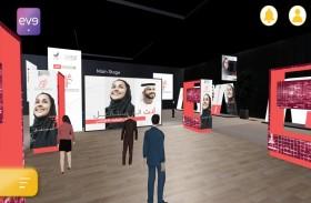 انطلاق فعاليات معرض التوظيف والتدريب الافتراضي بجامعة الإمارات