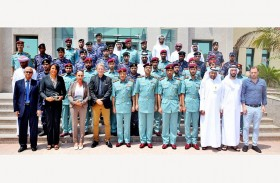 « 60 » منتسبا لشرطة رأس الخيمة يتدربون على مكافحة الجريمة المنظمة
