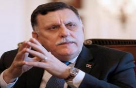 السراج يدين الاعتداء على منزل وزير الدفاع في طرابلس