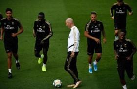 زيدان يتكئ على متانة موقعه في ريال مدريد
