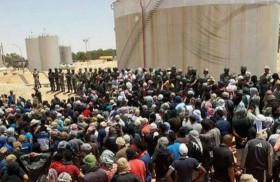 جنوب تونس: وضع خطير ينذر بحريق محوره النفط