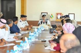 شرطة أبوظبي تحقق مؤشرات إيجابية في السلامة المرورية خلال 2017
