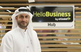 اتصالات تطلق «Hello Business» لتحفيز الشركات الصغيرة والمتوسطة على الابتكار