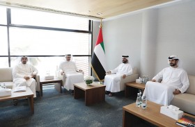 الإمارات والكويت تبحثان تعزيز التعاون في قطاع الفضاء