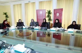 مجلس سيدات أعمال أبوظبي يناقش أنشطته وفعالياته