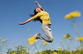 سبعة فوائد صحية للسعادة