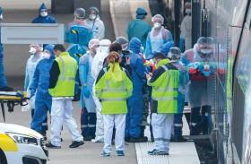لندن تحذر من الأسوأ.. وإسبانيا تسجل أعلى معدل وفيات يومي