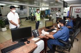 مركز جمارك جبل علي يمكن المتعاملين من إنجاز التخليص الجمركي لبضائعهم عبر الخدمات الذكية