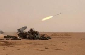 مقتل العشرات من داعش في معارك البوكمال