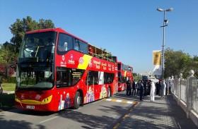 جولة سياحية في الشارقة تكشف عن التوقيت الجديد لرحلات حافلاتها في شهر رمضان المبارك