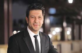 إياد نصار.. رئيس مباحث في فيلم (موسى)