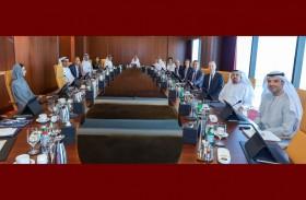 مجلس إدارة غرفة دبي العالمية يناقش خطط دعم خطة دبي للتجارة الخارجية وترسيخ مكانة الإمارة كمركز للتجارة الدولية