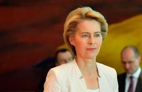 أورسولا لاين تودع ألمانيا على أنغام «رياح التغيير»