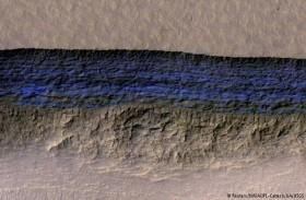 الجليد في المريخ سيكفي لاستيطان البشر