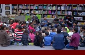 مجلس حكماء المسلمين يحتفي بأطفال المخيم الإماراتي الأردني للاجئين السوريين