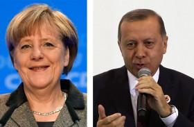إردوغان يدعو الألمان الأتراك للتصويت ضد ميركل