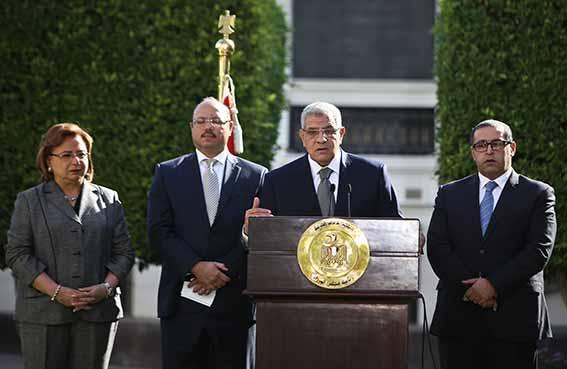 محلب: انطلاق مؤتمر دعم وتنمية الاقتصاد المصري فى شرم الشيخ 13 مارس