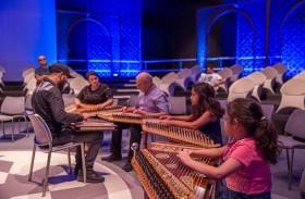 تجارب ثقافية وانشطة إبداعية وسوق رمضاني وورش تعليمية