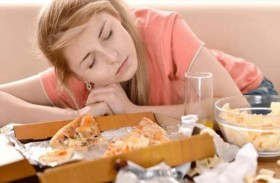 متى يكون الدوار بعد الأكل خطراً؟