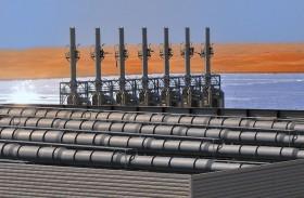 «محطة شمس» .. 7 أعوام من المساهمة الفاعلة في دعم قطاع الطاقة