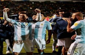 ميسي على رأس قائمة الأرجنتين لوديتي إسبانيا وإيطاليا